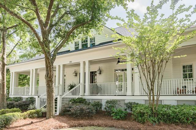 393 Ralston Creek Street, Daniel Island, SC 29492 (#21012197) :: The Gregg Team