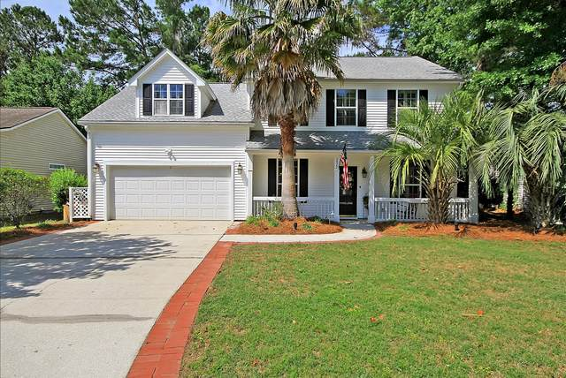 2472 Cotton Creek Drive, Mount Pleasant, SC 29466 (#21012198) :: Realty ONE Group Coastal