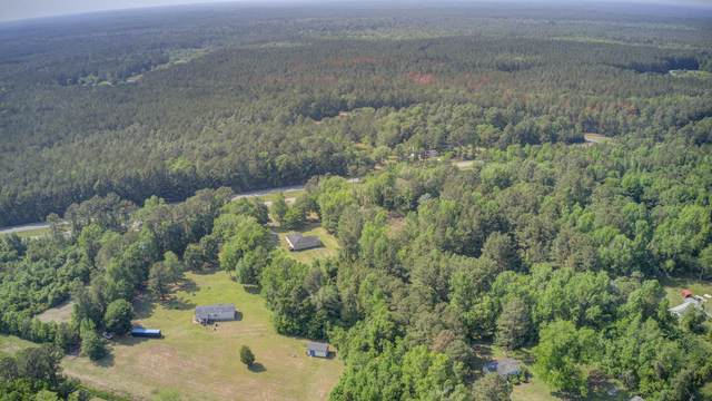 10721 N Highway 17, Mcclellanville, SC 29458 (#21012212) :: The Cassina Group