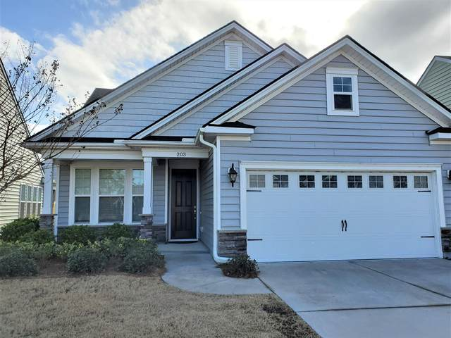 203 Fall Crossing Pl, Summerville, SC 29486 (#21012215) :: Realty ONE Group Coastal