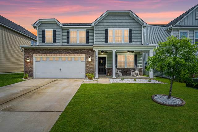 680 Silver Moss Drive, Moncks Corner, SC 29461 (#21012247) :: The Cassina Group