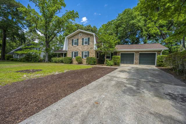662 Pawley Road, Mount Pleasant, SC 29464 (#21012263) :: Realty ONE Group Coastal