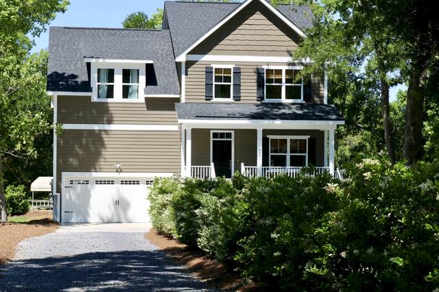 445 Woodland Shores Road, Charleston, SC 29412 (#21012274) :: Realty ONE Group Coastal