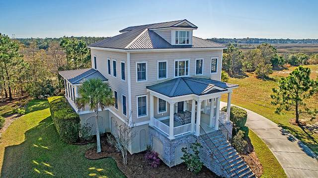 2411 Rushland Landing Rd, Johns Island, SC 29455 (#21012279) :: Flanagan Home Team