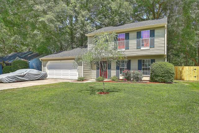 132 Danzid Drive, Summerville, SC 29483 (#21012280) :: Realty ONE Group Coastal