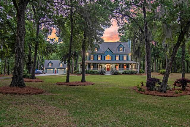 4141 Chisolm Road, Johns Island, SC 29455 (#21012281) :: The Cassina Group