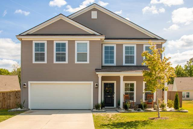 114 Levis Song Court, Goose Creek, SC 29445 (#21012301) :: Realty ONE Group Coastal