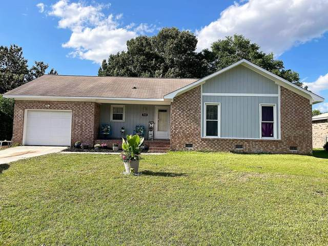 715 Beauregard Road, Summerville, SC 29485 (#21012325) :: Realty ONE Group Coastal