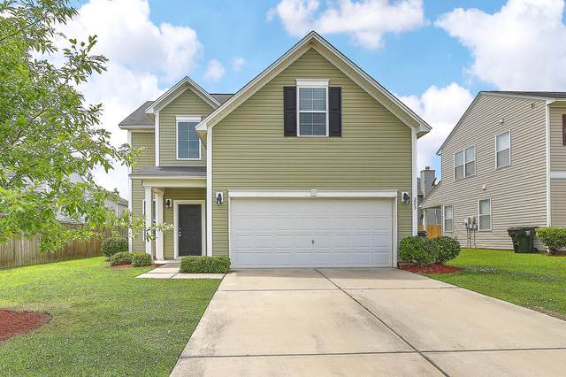 203 Two Forts Road, Moncks Corner, SC 29461 (#21012335) :: The Cassina Group