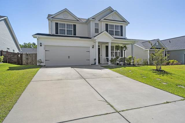 1302 Discovery Drive, Ladson, SC 29456 (#21012359) :: Flanagan Home Team
