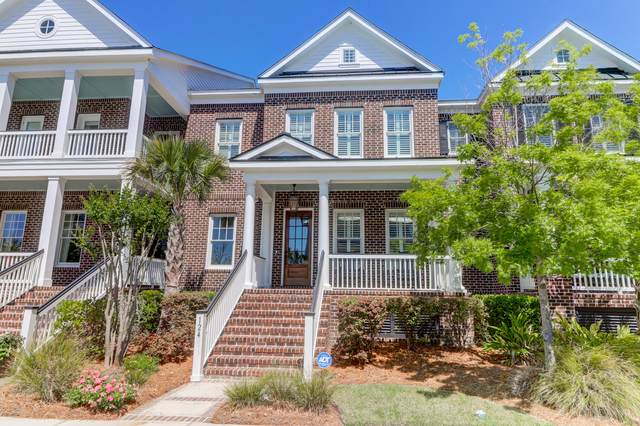 124 Brailsford Street, Daniel Island, SC 29492 (#21012370) :: The Gregg Team