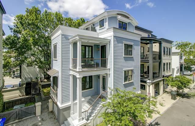 18 Corinne Street #32, Charleston, SC 29403 (#21012375) :: Flanagan Home Team