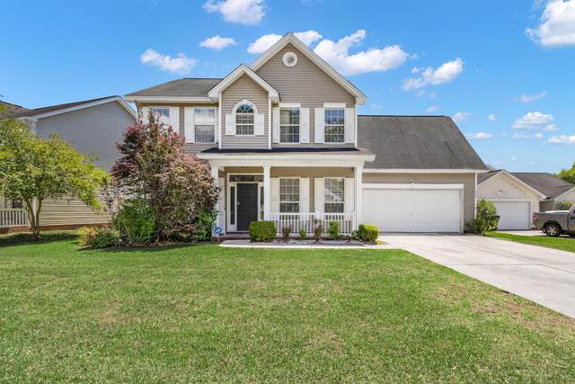 809 W Saltash Alley, Goose Creek, SC 29445 (#21012393) :: The Gregg Team
