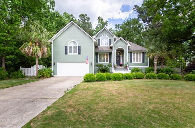 4814 Marshwood Drive, Hollywood, SC 29449 (#21012403) :: Realty ONE Group Coastal