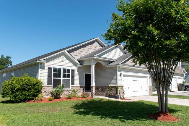 120 Hyrne Drive, Goose Creek, SC 29445 (#21012411) :: The Cassina Group