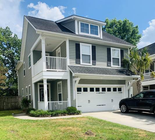 381 Chemistry Circle, Ladson, SC 29456 (#21012420) :: The Cassina Group