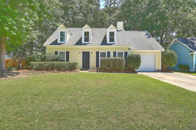 103 Aldrich Place, Goose Creek, SC 29445 (#21012425) :: The Gregg Team
