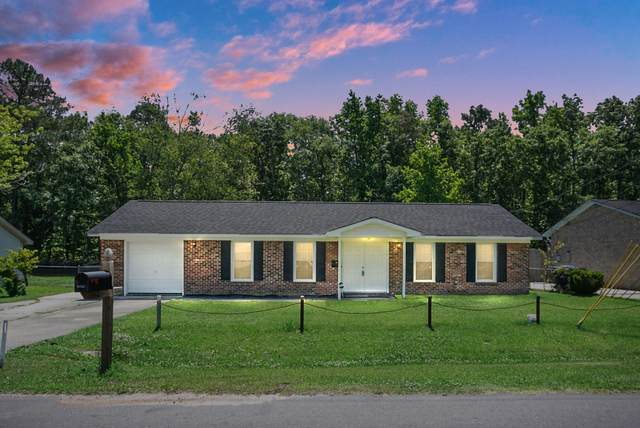 9732 Berrywood Drive, Ladson, SC 29456 (#21012437) :: The Cassina Group