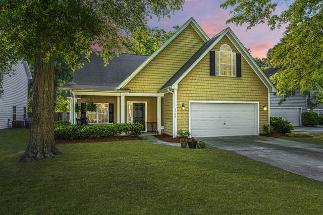 1008 Jamsie Cove Drive, Charleston, SC 29412 (#21012511) :: The Cassina Group