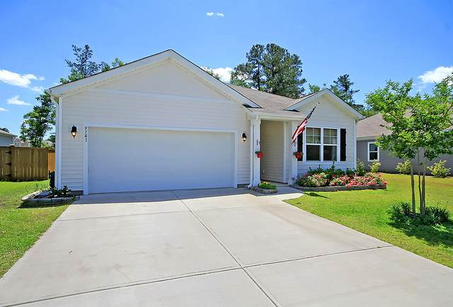 9741 Flooded Field Drive, Ladson, SC 29456 (#21012525) :: The Cassina Group