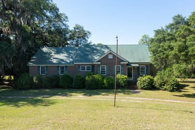 3431 Plow Ground Road, Johns Island, SC 29455 (#21012557) :: The Cassina Group