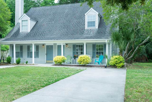 3216 Queensgate Way, Mount Pleasant, SC 29466 (#21012576) :: The Cassina Group