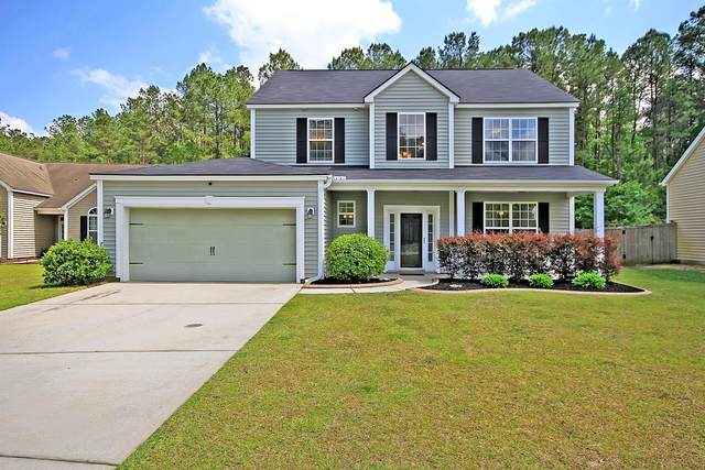 181 Carolina Wren Avenue, Moncks Corner, SC 29461 (#21012593) :: The Gregg Team