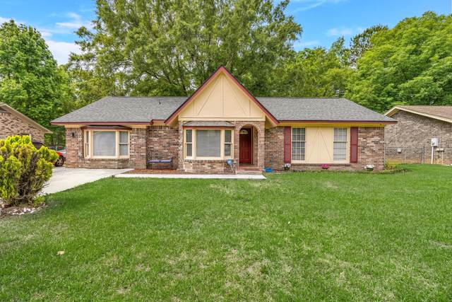 307 Clearwater Drive, Goose Creek, SC 29445 (#21012618) :: The Gregg Team