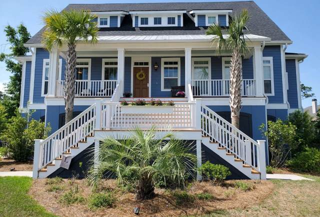 2833 Stay Sail Way, Mount Pleasant, SC 29466 (#21012621) :: The Cassina Group