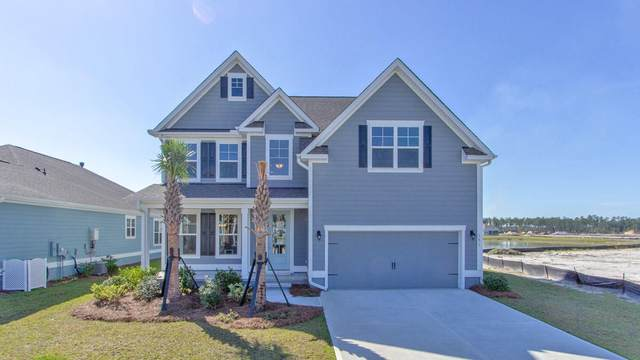 536 Fern Tree Drive, Summerville, SC 29486 (#21012627) :: The Cassina Group