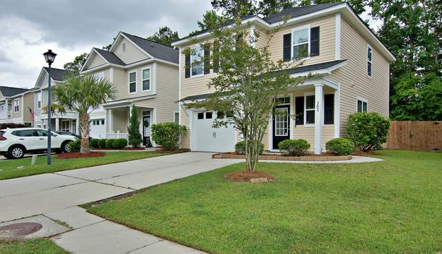 302 Chemistry Circle, Ladson, SC 29456 (#21012648) :: The Gregg Team