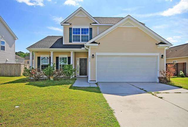 7828 Jean Rebault Drive, North Charleston, SC 29420 (#21012654) :: The Gregg Team