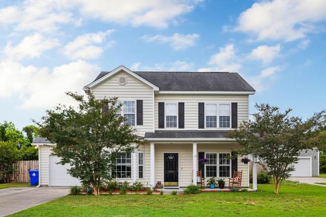 3209 Blazer Horse Court, Johns Island, SC 29455 (#21012701) :: The Gregg Team