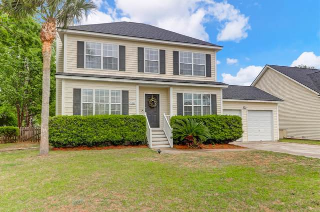 416 Planters Trace Drive, Charleston, SC 29412 (#21012733) :: The Cassina Group