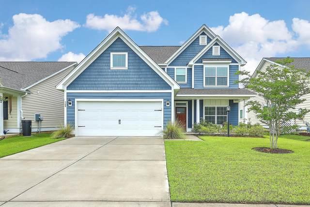 168 Longdale Drive, Summerville, SC 29483 (#21012780) :: The Cassina Group
