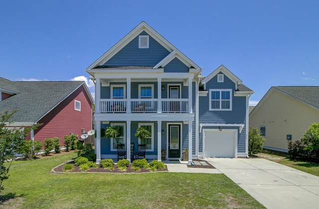 204 Rice Mill Place, Wando, SC 29492 (#21012850) :: The Cassina Group