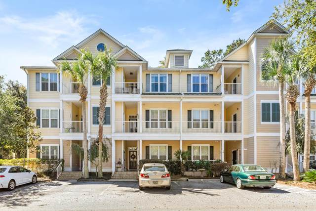 7222 Indigo Palms Way #7222, Johns Island, SC 29455 (#21012896) :: The Cassina Group