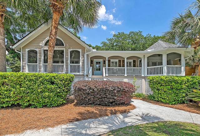 10 24th Avenue, Isle Of Palms, SC 29451 (#21012928) :: The Cassina Group