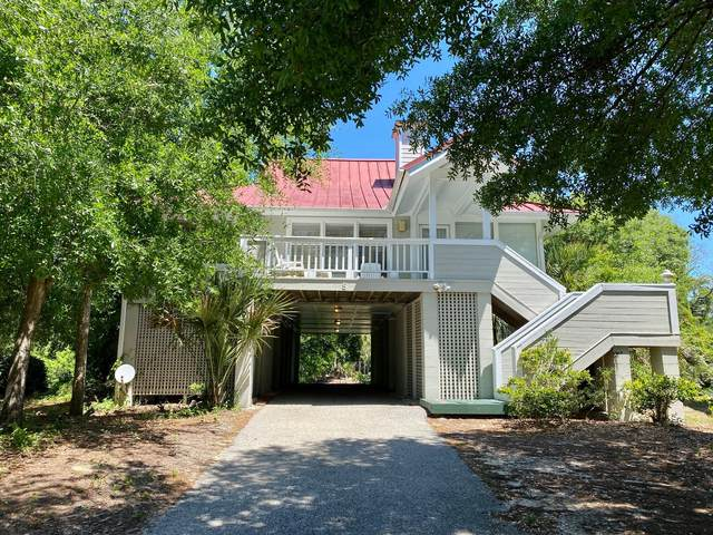 5 Ocean Park Court, Isle Of Palms, SC 29451 (#21012985) :: The Cassina Group
