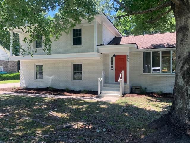 865 Trent Street, Charleston, SC 29414 (#21012999) :: Realty ONE Group Coastal