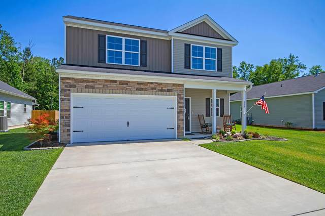 119 Clydesdale Circle, Summerville, SC 29486 (#21013066) :: The Gregg Team
