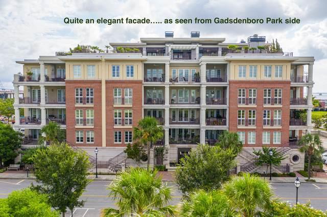 2 Laurens Street 3-E, Charleston, SC 29401 (#21013090) :: The Cassina Group