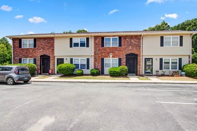 415 Parkdale Drive 4B, Charleston, SC 29414 (#21013102) :: Realty ONE Group Coastal