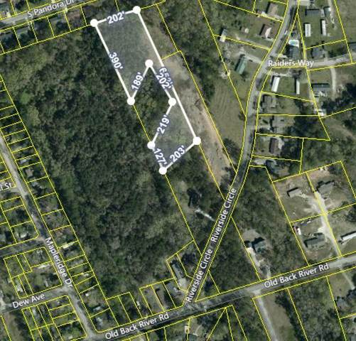 0 Riverside Circle, Goose Creek, SC 29445 (#21013216) :: The Cassina Group