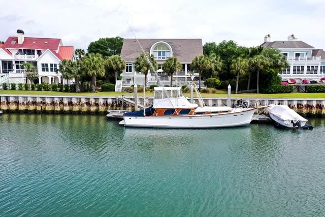 42 Waterway Island Drive, Isle Of Palms, SC 29451 (#21013260) :: The Cassina Group