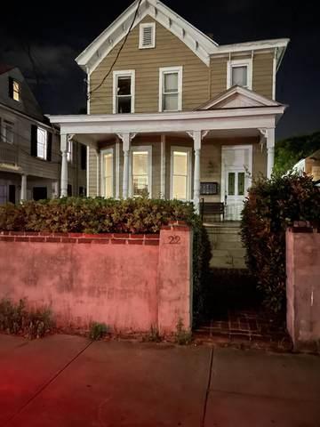 22 Bee Street A, Charleston, SC 29403 (#21013405) :: The Gregg Team