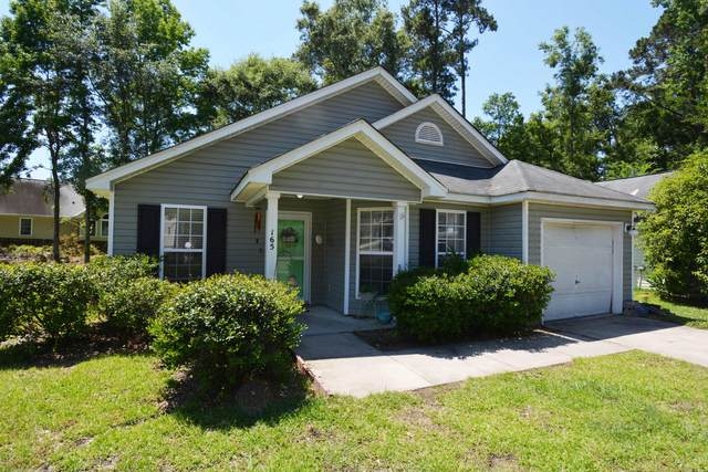 165 Trickle Drive, Summerville, SC 29483 (#21013437) :: Realty ONE Group Coastal