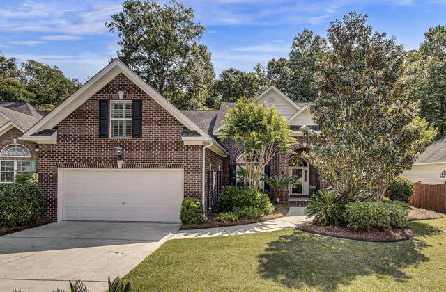 122 Northpark Ave Avenue, Summerville, SC 29485 (#21013579) :: Realty ONE Group Coastal