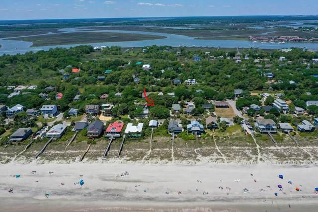 412 W Ashley Avenue, Folly Beach, SC 29439 (#21013637) :: The Cassina Group