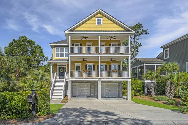 1609 Sewee Fort Road, Mount Pleasant, SC 29466 (#21013712) :: The Cassina Group